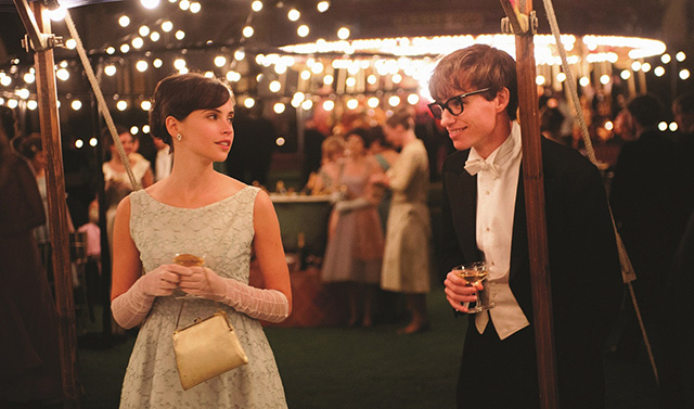 DIFF to open with Stephen Hwking biopic 'The Theory of Everything'