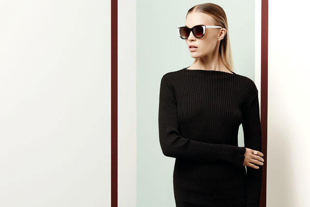 Thierry Lasry unveils 2015 lookbook for new eyewear collection (фото 5)