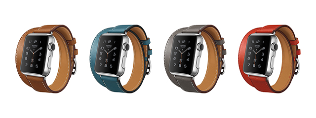 Take a closer look at the Hermès x Apple Watch collaboration