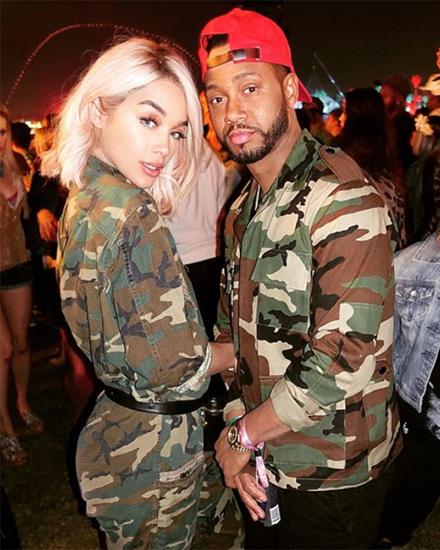 The best celebrity Instagrams from Coachella – Weekend Two (фото 11)