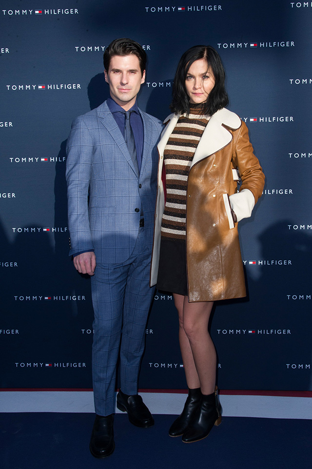 Tommy Hilfiger hosts party to celebrate new Paris flagship store opening (фото 10)