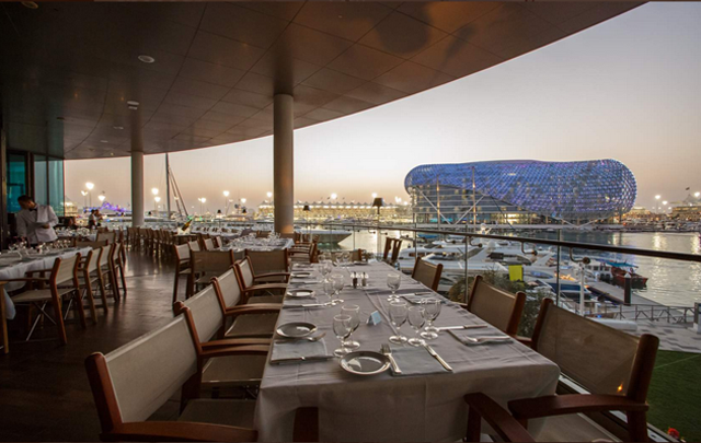 The iconic Cipriani Yas Island reopens