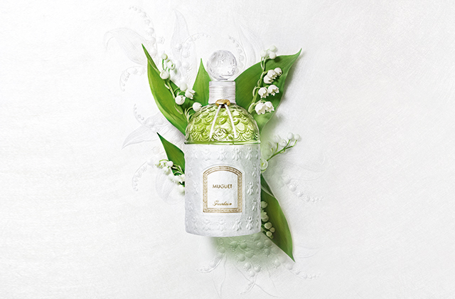 Guerlain's perfumer Thierry Wasser exclusively talks about the new Muguet Millésime fragrance (фото 1)