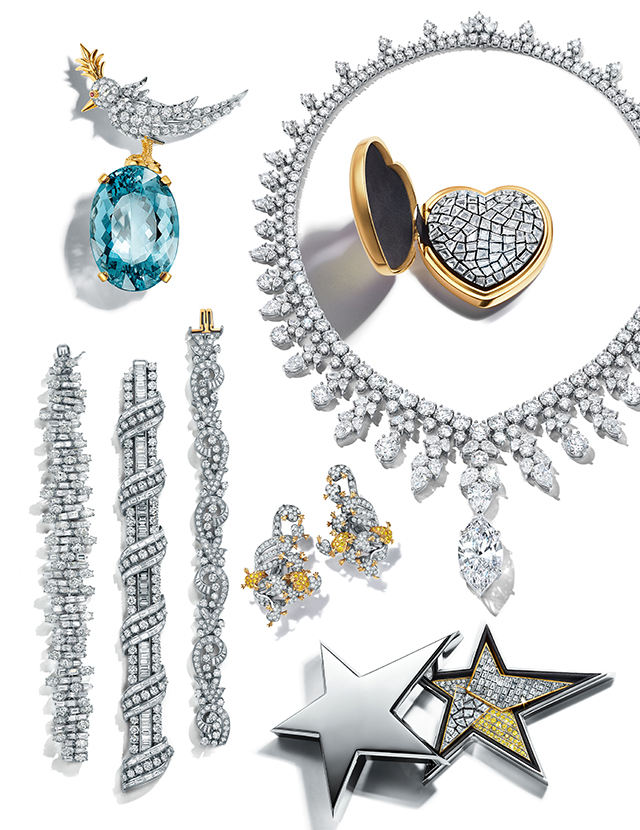 Tiffany & Co. to host exhibition in Shanghai to celebrate 180 years of artistry (фото 1)