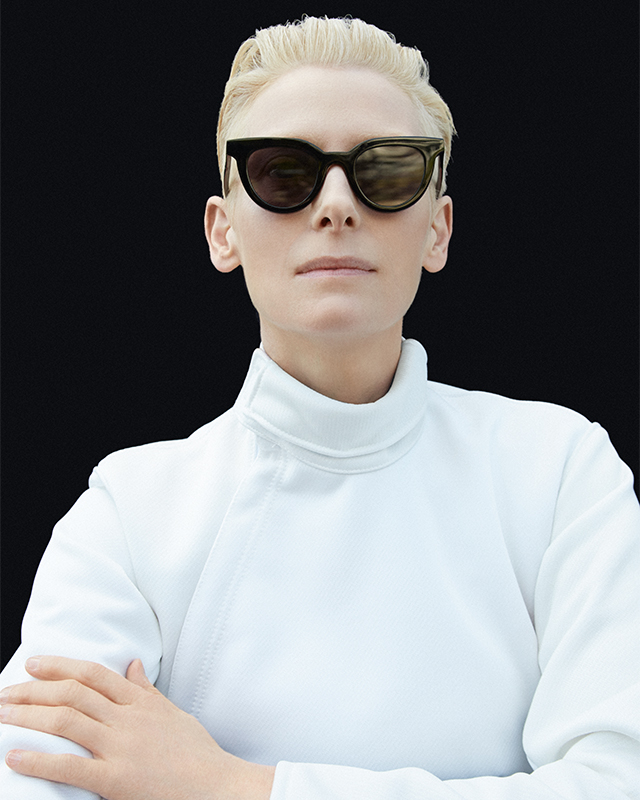 First look: Tilda Swinton for Gentle Monster (фото 4)