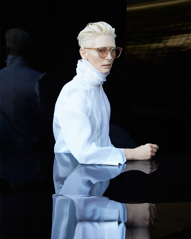 First look: Tilda Swinton for Gentle Monster (фото 3)