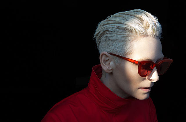 First look: Tilda Swinton for Gentle Monster (фото 2)