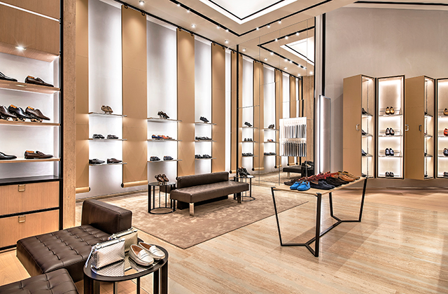Tod's has officially opened its new boutique in The Dubai Mall's extension (фото 2)