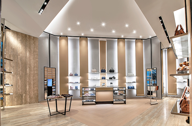 Tod's has officially opened its new boutique in The Dubai Mall's extension (фото 1)