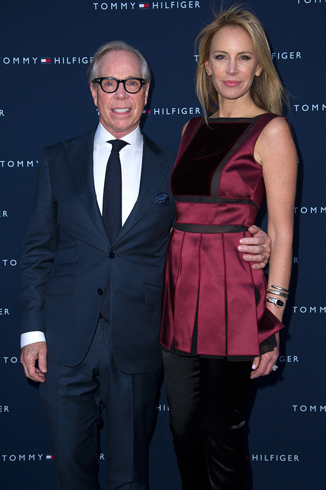 Tommy Hilfiger hosts party to celebrate new Paris flagship store opening (фото 11)