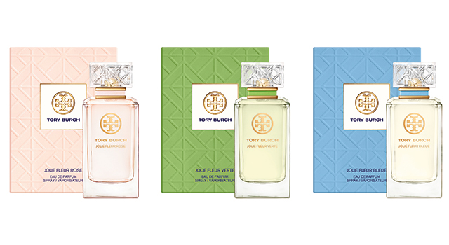 Tory Burch introduces a new line of fragrances