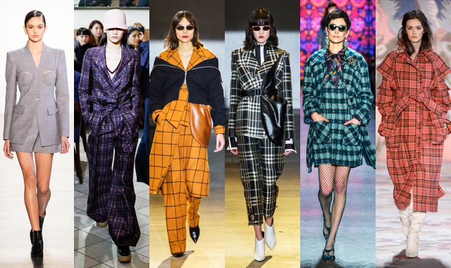 On the runway: The top F/W'18 trends spotted at NYFW