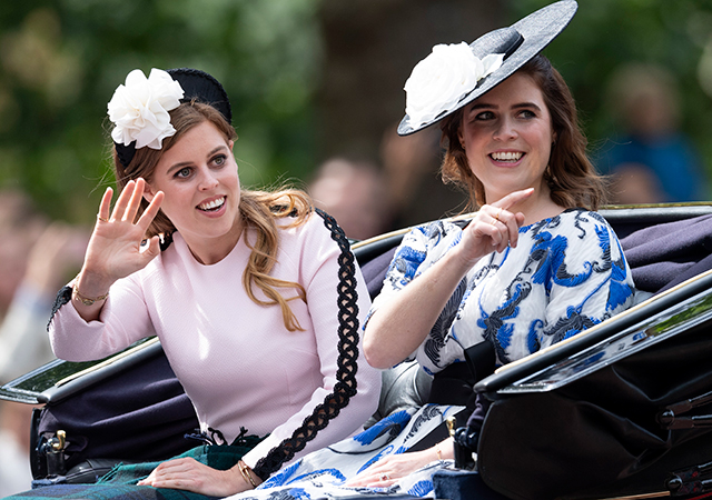 Meghan Markle makes post-baby appearance at Trooping The Colour 2019 (фото 5)
