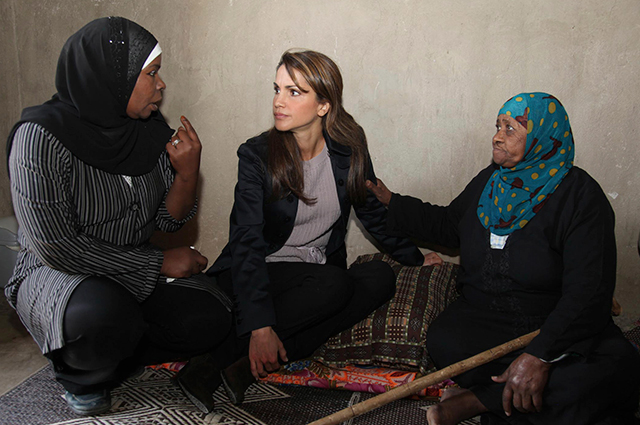 UN Women Queen Rania