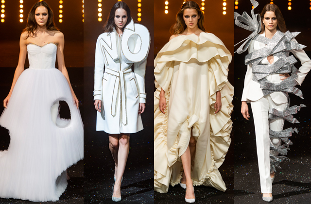 Paris Haute Couture Fashion Week F/W'18: Day four highlights (фото 3)