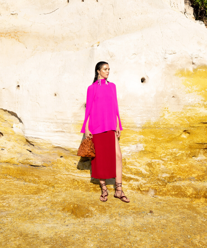 Valentino's Resort '21 collection has landed exclusively in Dubai (фото 1)