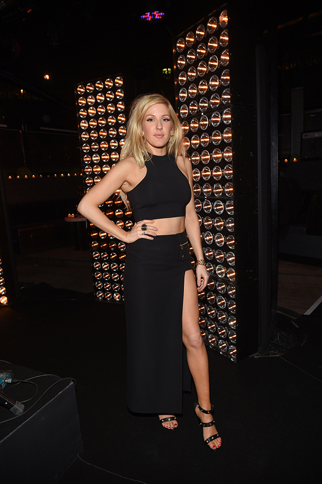 Goldie Hawn, Kate Hudson, Riccardo Tisci and more at the Atelier Versace after-party (фото 4)