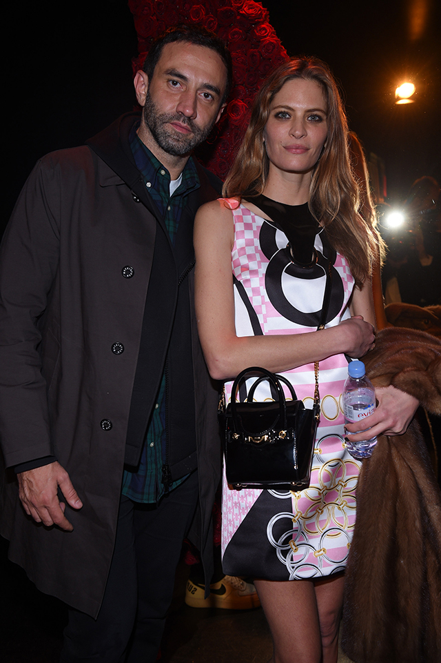 Goldie Hawn, Kate Hudson, Riccardo Tisci and more at the Atelier Versace after-party (фото 9)