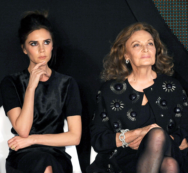 Victoria Beckham and DVF to show at Singapore Fashion Week (фото 1)