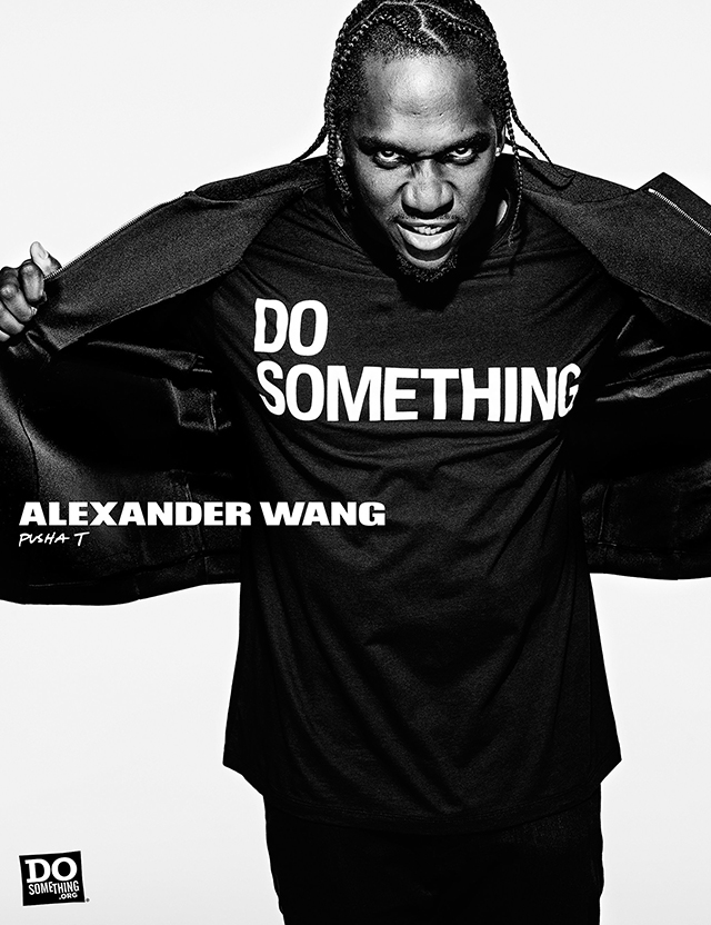 Wang do something campaign