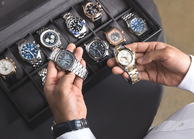 The online marketplace for luxury pre-owned watches makes its debut in the Middle East (фото 2)