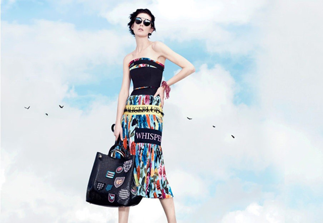 First look: Stella Tennant for Christian Dior spring/summer 2014 (фото 2)