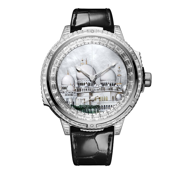 Louis Moinet creates an exclusive timepiece for the Year of Zayed (фото 1)