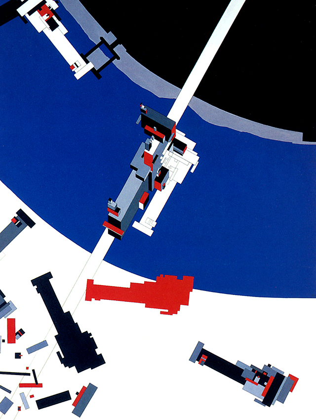 Malevich's Tektonik London