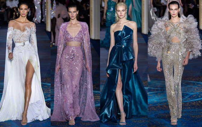 Paris Haute Couture Fashion Week S/S'19: Day three highlights (фото 3)