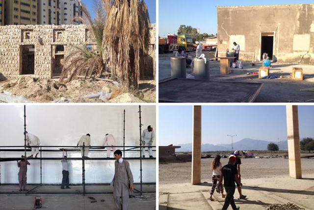 Buro 24/7 Middle East Guide: Sharjah Biennial 2015