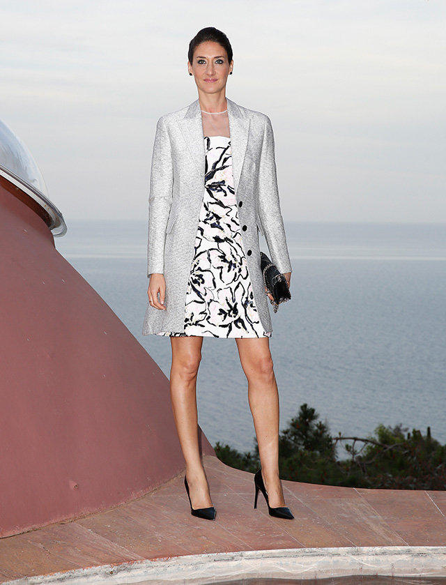 The guests at the Dior Cruise 2016 show (фото 1)