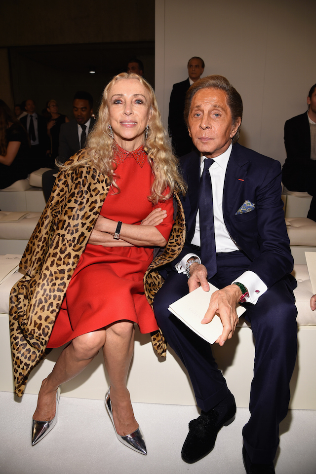 Valentino Haute Couture NYC: The Guests (фото 6)