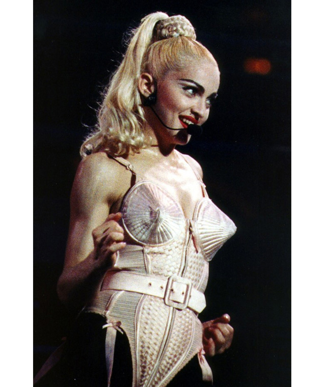 5 iconic moments for Jean Paul Gaultier