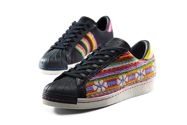 Pharrell Williams and Adidas Originals debut Superstar 80s (фото 1)