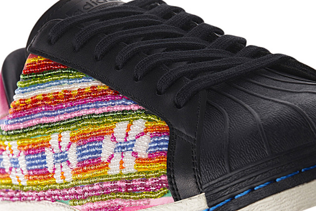 Pharrell Williams and Adidas Originals debut Superstar 80s (фото 3)