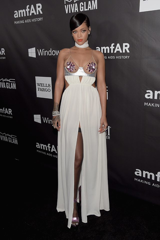 The AmFAR Inspirational Gala for Tom Ford hosted by Gwyneth Paltrow