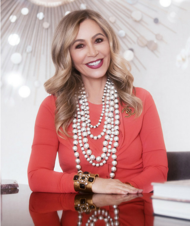 The Eyebrows Have It Anastasia Soare Talks Face Framing And