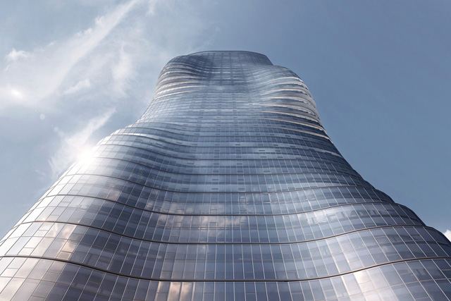 A Beyonce-inspired skyscraper