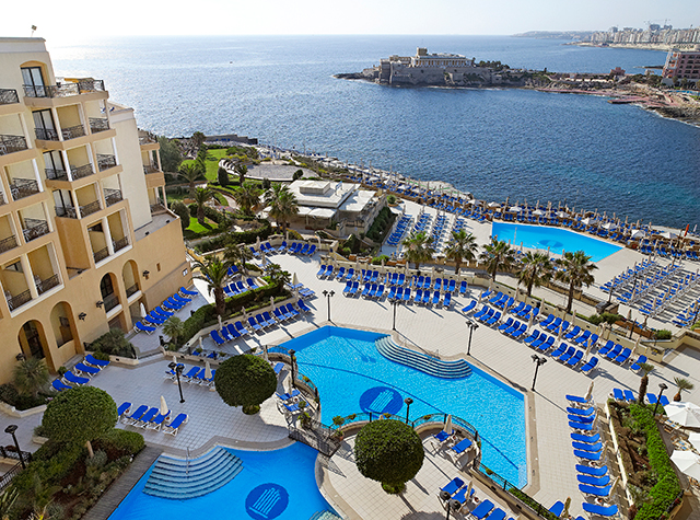 Inside Brad and Angelina's By The Sea Malta movie hotel
