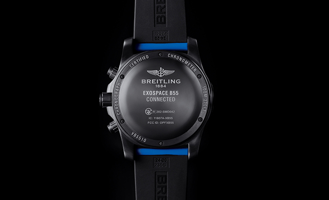 Breitling unveils its luxury Smartwatch: The Exospace B55 (фото 2)