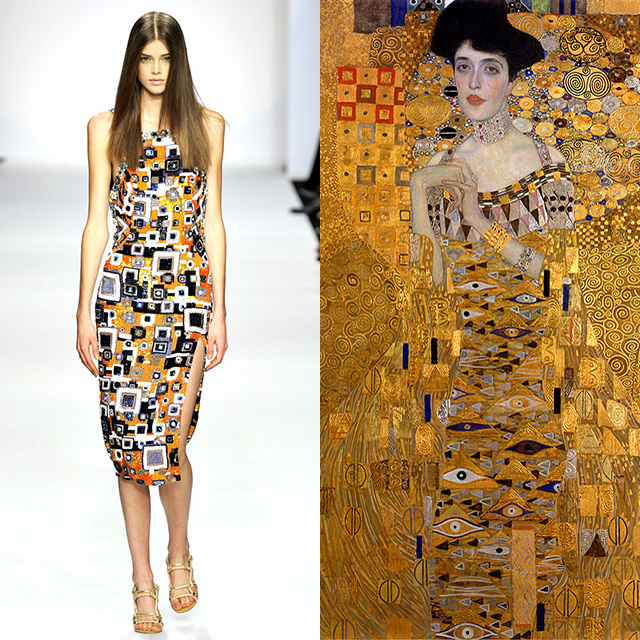 10 artists influenced fashion translation