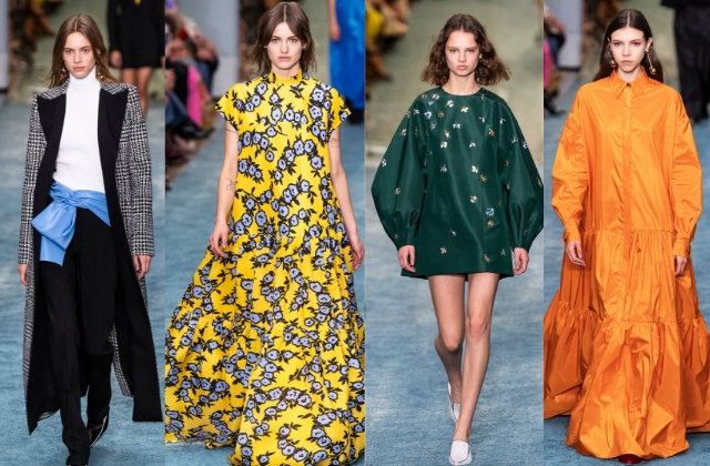 New York Fashion Week F/W'19: Day five highlights (фото 1)