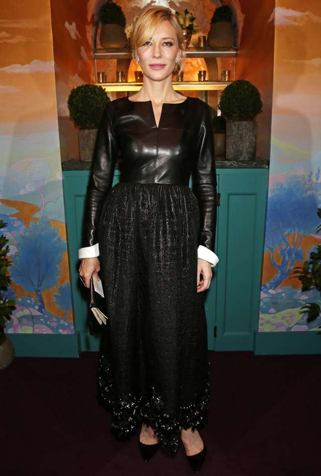 The Charles Finch And Chanel Pre-BAFTA Party (фото 1)