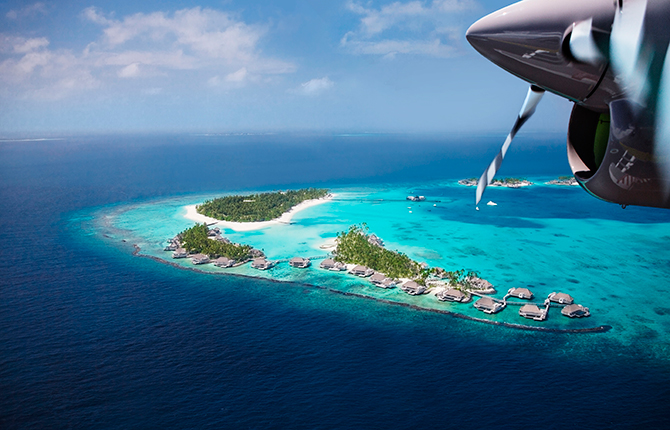 Travel talk: Got some weekday blues? These Maldivian blues might help (фото 1)
