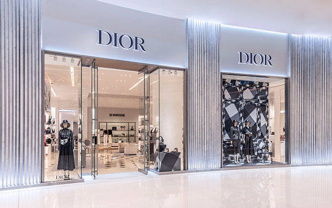 Dior is bringing not one, but two, 30 Montaigne pop-ups to Dubai (фото 1)