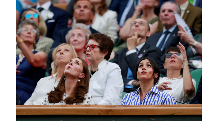 Duchesses at Wimbledon