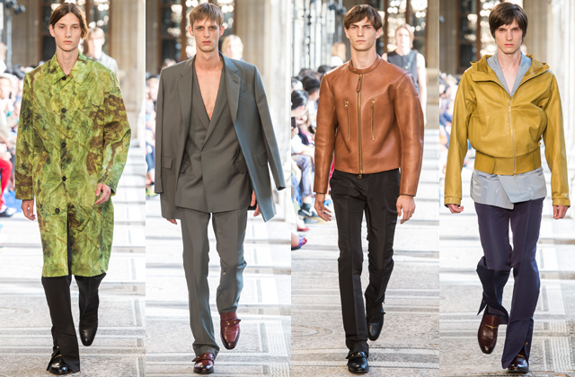 Men's Paris Fashion Week S/S'19: Day five highlights (фото 3)