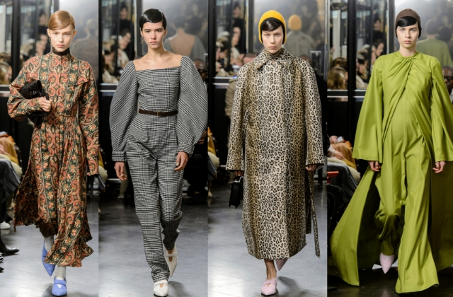 London Fashion Week F/W'19: Day four (фото 2)