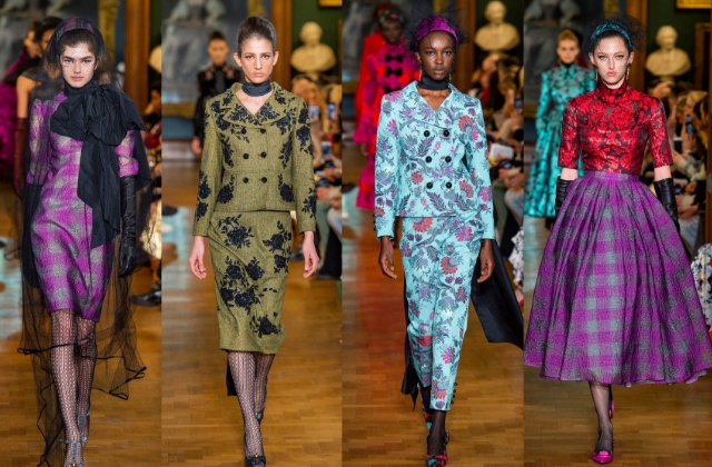 London Fashion Week F/W'19: Day four (фото 1)