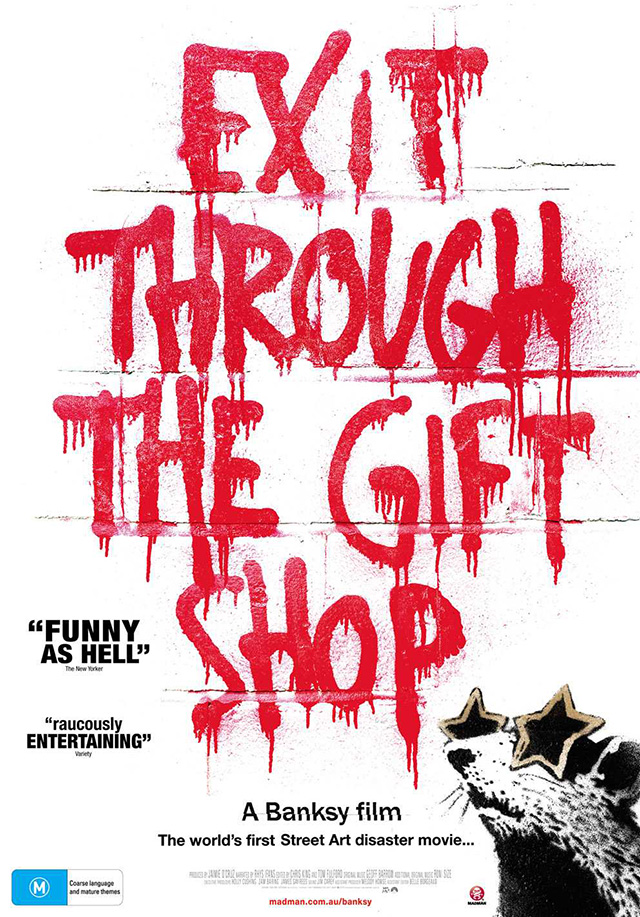 Exit Through The Giftshop (2010)